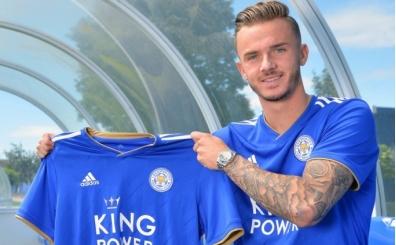 Leicester City'den orta sahaya gençlik aşısı