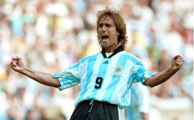 Batistuta: ''Messi, asla Maradona gibi olmayacak''
