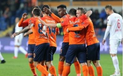 Başakşehir'in fikstürü son 4 maçı, Başakşehir puan durumu ve maçları