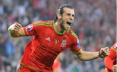 Gareth Bale Galler tarihine geçti