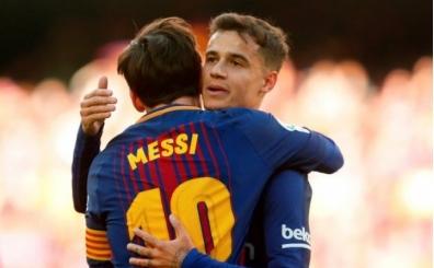 Coutinho: 'Messi'nin kazanmaması anlaşılamaz'