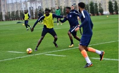 Medipol Başakşehir'de Akhisarspor maçı hazırlıkları
