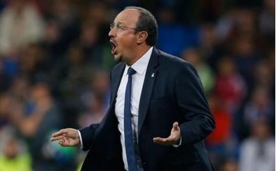 Rafael Benitez'den Beşiktaş ve 8-0 açıklaması