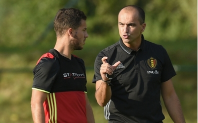Roberto Martinez: ''Hazard'ın ayrılmasının vakti geldi''