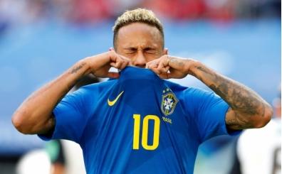 Neymar, Kosta Rika maçı sonrası neden ağladığını açıkladı! ''Patladım''