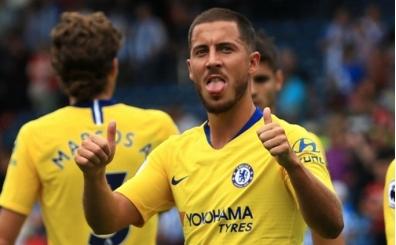 Eden Hazard son noktayı koydu; 'Chelsea'de kalacağım'