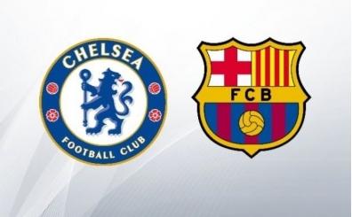 Chelsea Barcelona maçı hangi kanalda? Chelsea Barcelona maçını şifresiz veren kanallar hangileri?