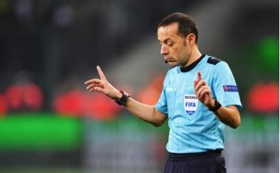 Cüneyt Çakır, Dünya Kupası'nda ikinci maçına çıkıyor! Rusya'da kritik maç...