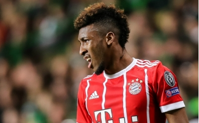 Kingsley Coman, Arsenal yolunda!