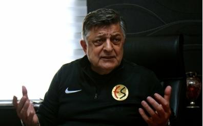 Yılmaz Vural: ''Türk futbolunun hep birlikte içine ettik''