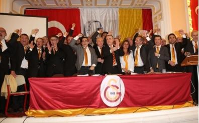 Nizip'ten Galatasaray başkanlığına; Mustafa Cengiz...