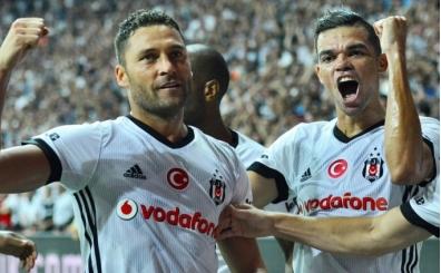 Beşiktaş'ta Pepe ve Tosic, Antalyaspor maçında yok
