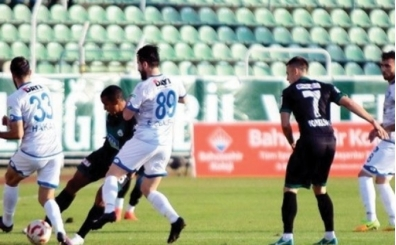 1. Lig'de ÇILGIN maç! 9 gol, kaçan penaltı, iki kırmızı...