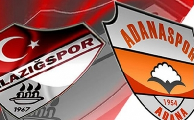 Elazığspor Adanaspor maçı canlı hangi kanalda saat kaçta?