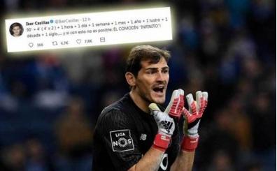 90+8'deki gol, Casillas'ı çılgına çevirdi!