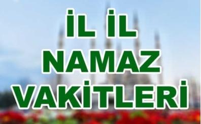 20 Mart Ezan vakitleri, Akşam ezanı kaçta okunuyor? İstanbul ezan saatleri