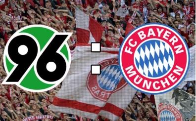 Hannover 96 Bayern Münih maçı canlı hangi kanalda saat kaçta?