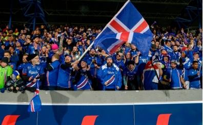 İzlanda nüfusunun neredeyse tamamı tarihi Arjantin maçını izledi!