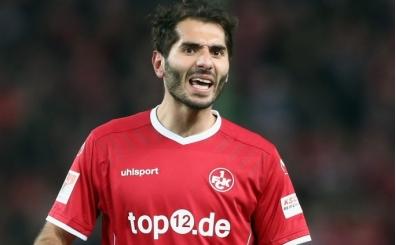 Halil Altıntop futbolu bırakma kararı aldı