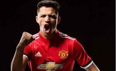 Manchester United'dan Alexis Sanchez'e rekor maaş