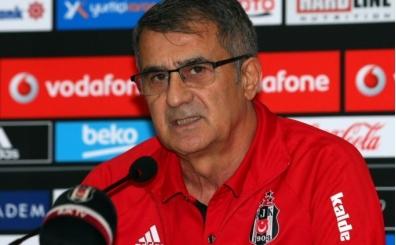 Şenol Güneş: 'Fenerbahçe de en iyi olduğumuzu söylüyor'