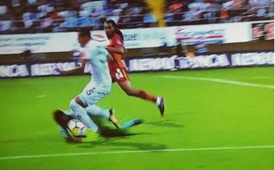 Alanyaspor'un Galatasaray maçında penaltı beklentisi