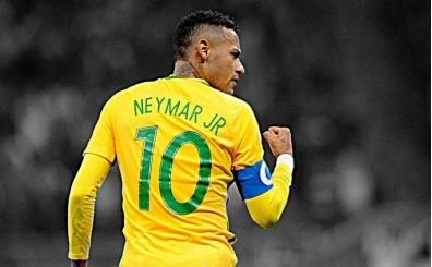 Neymar, Dünya Kupası'ndaki sürpriz ülkesini açıkladı