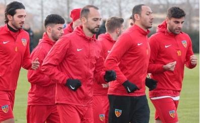 Kayserispor'da Sumudica oyuncularını uyardı