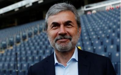 Aykut Kocaman'ın yeni takımı açıklandı