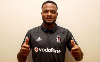 Beşiktaş'ın yeni transferi idmana çıktı