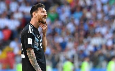 Lionel Messi'ye annesinden destek! ''Benim oğlum çok acı çekiyor...''
