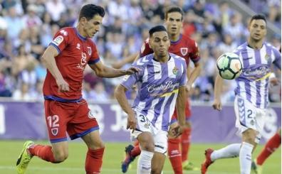 La Liga'ya yükselen son takım Valladolid!