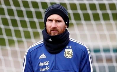 Lionel Messi'den sakatlık itirafı!