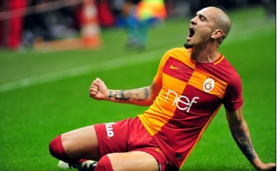 Maicon: 'Galatasaray için canımı bile veririm'