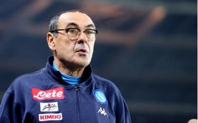 Napoli'den ayrılan Sarri, Chelsea'ye yakın! Higuain...