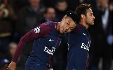 Mbappe: 'Neymar, benden büyük bir yıldız'