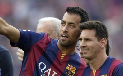 Barcelonalı Busquets'ten Cristiano Ronaldo itirafı