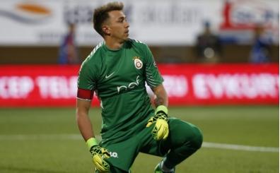 Muslera: 'Beşiktaş'ı yenip şampiyon olacağız'