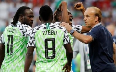 Gernot Rohr: ''Çok iyi çalıştık, kazandık! Nijerya geri döndü...''