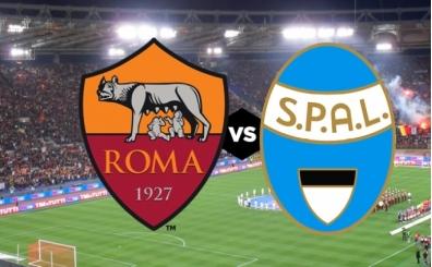 SPAL Roma maçı canlı hangi kanalda saat kaçta?