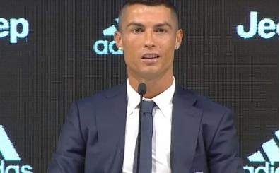 Cristiano Ronaldo, Juventus'ta ilk kez konuştu!