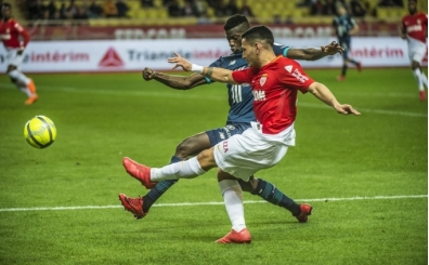 Monaco ikinci yarıda döndü, Lille'i ateşte bıraktı!