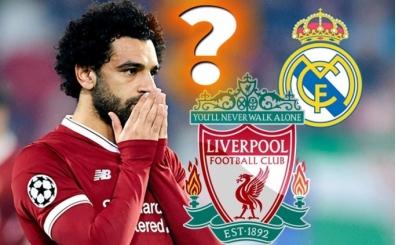 Real Madrid'den Mohamed Salah için transfer operasyonu