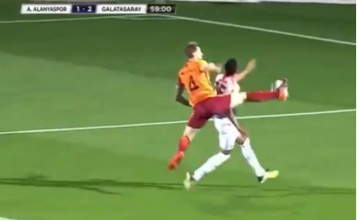 Galatasaray'da penaltı isyanı!