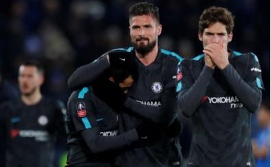 Chelsea 105. dakikada golü buldu, tur atladı!