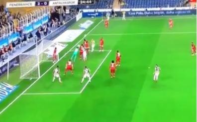 Fenerbahçe - Antalyaspor maçında 'ofsayt' tartışması! İşte Rıdvan Dilmen'in yorumu...