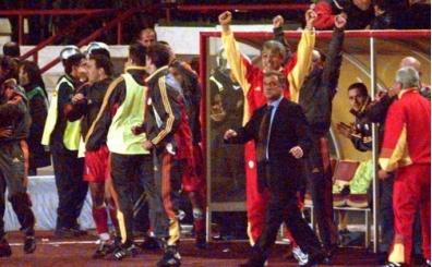 Galatasaray'ın 10 unutulmaz maçı, 10 soru