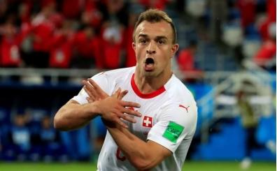 FIFA, İsviçre'nin yıldızları Xhaka ve Shaqiri için soruşturma başlattı!