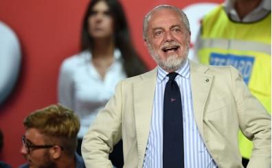Napoli başkanından Manchester City transfer itirafı