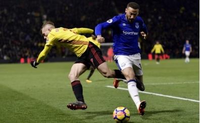 Cenk Tosun, Everton'ı mağlubiyetten kurtaramadı!